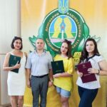 Вручення дипломів 1 медичного факультету 2020 ДонНМУ