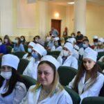 У Кропивницькому провели урочисту посвяту в студенти ДНМУ