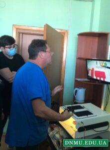 Плідної роботи: на медичному факультеті № 3 відбулося перше засідання студентського наукового гуртка з хірургії