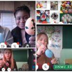 Секрети української писанки: Іноземні студенти ДНМУ відвідали майстер-клас онлайн