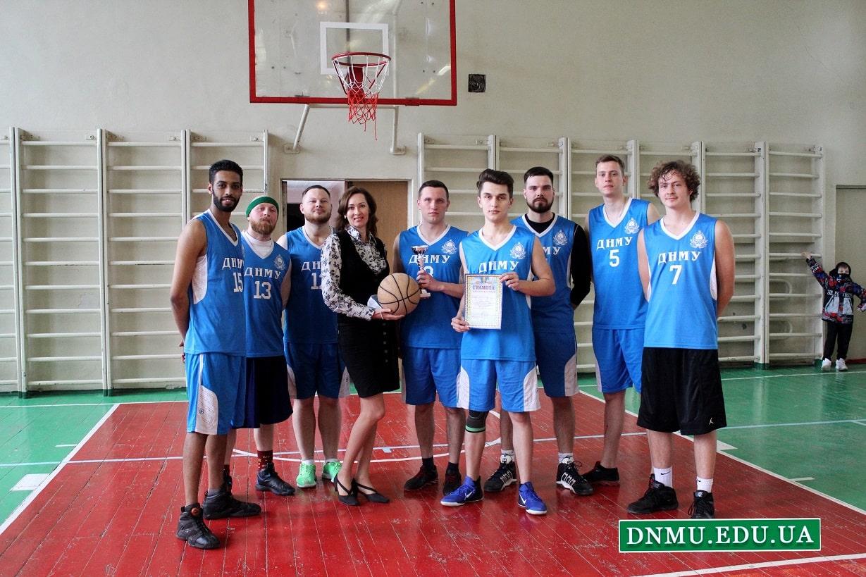 ll етап ХVl літньої Універсіади України в Донецькій області з баскетболу серед студентів ЗВО lll-lV рівнів акредитації