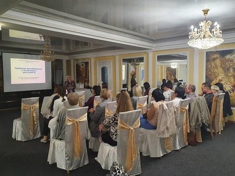 Науково-практична конференція для лікарів-неврологів у Краматорську