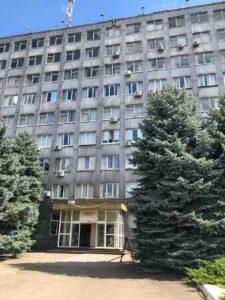 Спільна зустріч на майбутньому місці розташування Донецького національного медичного університетув місті Краматорськ