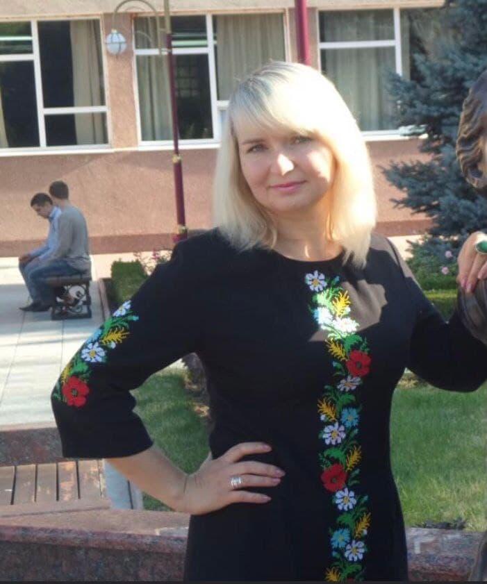 Lyudmyla Pavlivna Sukhovirska
